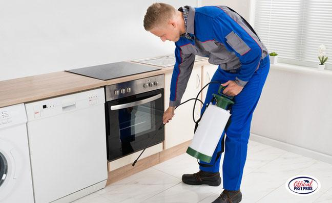 Pest Exterminator in Parlier California